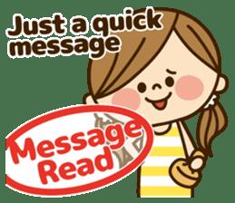 Kawashufu [Often Used2]EN sticker #11500562