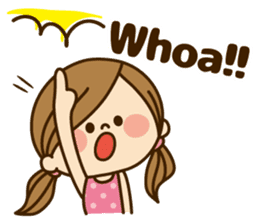 Kawashufu [Often Used2]EN sticker #11500564