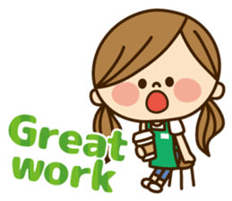 Kawashufu [Work]EN sticker #11500689