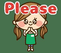 Kawashufu [Work]EN sticker #11500692