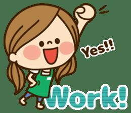 Kawashufu [Work]EN sticker #11500716
