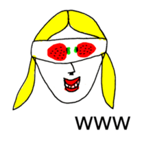 STRAWBERRY CLOTHES 3 sticker #11510228