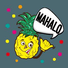 Mr.Aloha Pineapple