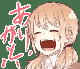 donkotyan's Hakata dialect Sticker sticker #11529837