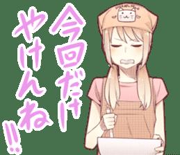 donkotyan's Hakata dialect Sticker sticker #11529843