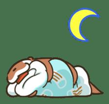 Kotsumetti of Small-clawed otter 06 sticker #11530034