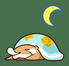 Kotsumetti of Small-clawed otter 06 sticker #11530035