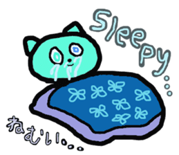 cry emamouse animals sticker #11532340