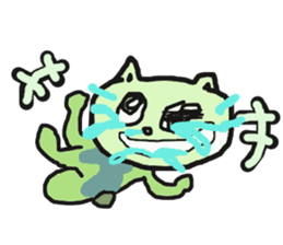 cry emamouse animals sticker #11532346
