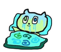 cry emamouse animals sticker #11532351