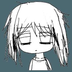 Depressive Girl 2