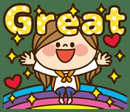 Kawashufu [Love]EN sticker #11536139