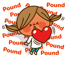 Kawashufu [Love]EN sticker #11536148