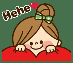 Kawashufu [Love]EN sticker #11536151