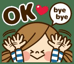 Kawashufu [Love]EN sticker #11536153