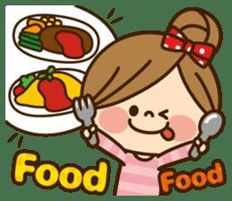 Kawashufu [Love]EN sticker #11536160