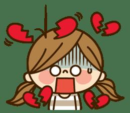 Kawashufu [Love]EN sticker #11536164