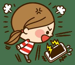 Kawashufu [Love]EN sticker #11536167
