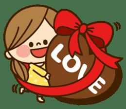 Kawashufu [Love]EN sticker #11536169
