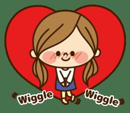 Kawashufu [Love]EN sticker #11536173