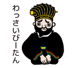 king shouen sticker #11536588