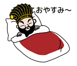 king shouen sticker #11536595