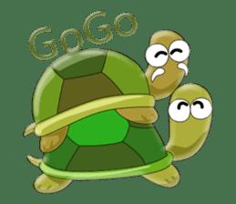 frog Croak sticker #11536942