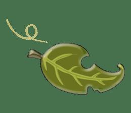 frog Croak sticker #11536950