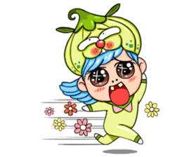 Dong Dong and Friends sticker #11540321