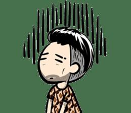 Batik Boy sticker #11540834