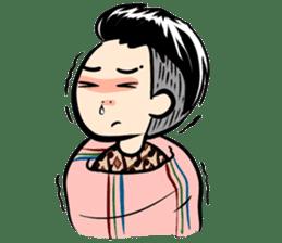 Batik Boy sticker #11540847
