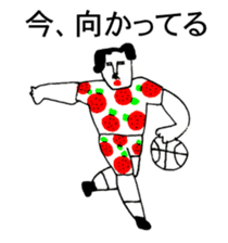 STRAWBERRY CLOTHES 5 sticker #11557906
