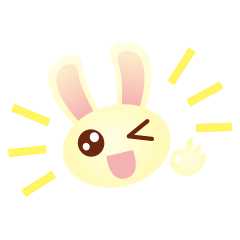 Little Rabbit Stickers ~Part2~