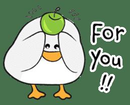 DuckPomme - Pomedo's Daily Life (En) sticker #11571674