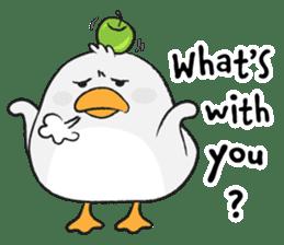 DuckPomme - Pomedo's Daily Life (En) sticker #11571681