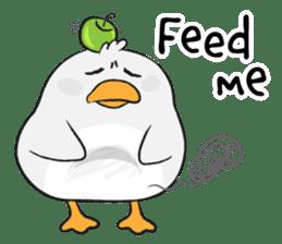DuckPomme - Pomedo's Daily Life (En) sticker #11571688