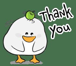 DuckPomme - Pomedo's Daily Life (En) sticker #11571692