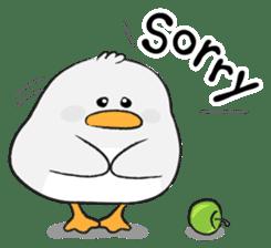 DuckPomme - Pomedo's Daily Life (En) sticker #11571696