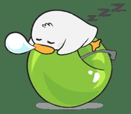 DuckPomme - Pomedo's Daily Life (En) sticker #11571706