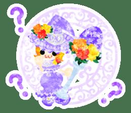 The Pretty witch sticker #11574394