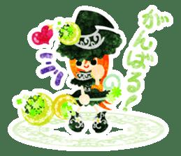 The Pretty witch sticker #11574398