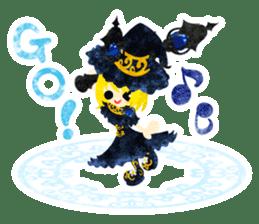 The Pretty witch sticker #11574402