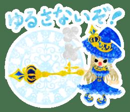 The Pretty witch sticker #11574408