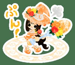 The Pretty witch sticker #11574409