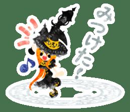 The Pretty witch sticker #11574421