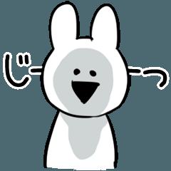 すこぶるウサギ