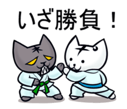Posiro Karate sticker #11604391