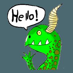 Bob, the dinosaur