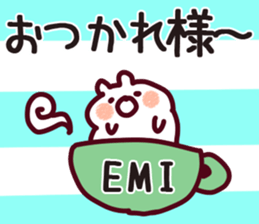 The Emi! sticker #11605614