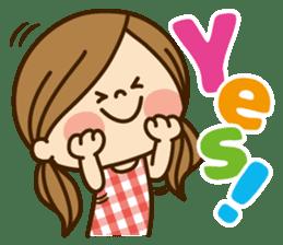 Kawashufu [Positive]EN sticker #11617968